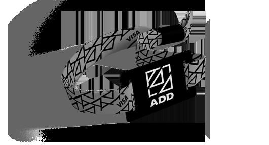 ADD wristband